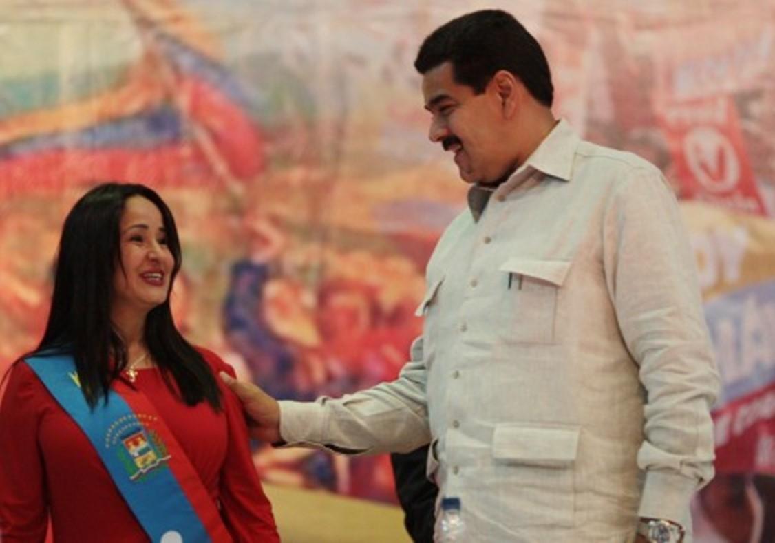 venezuela ambasciatore stella lugo alberto fernandez