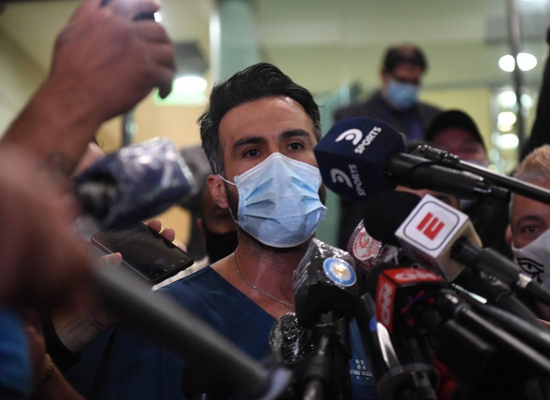 morte maradona indagini omicidio colposo medico personale leopoldo luque