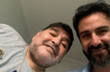 morte maradona perizia firma falsa medico leopoldo luque