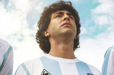 Maradona: sueño bendito immagini serie amazon prime video