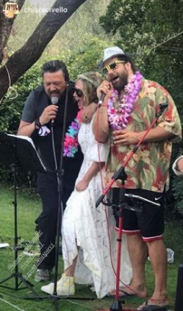 martín castrogiovanni sposato matrimonio moglie daniela marzulli
