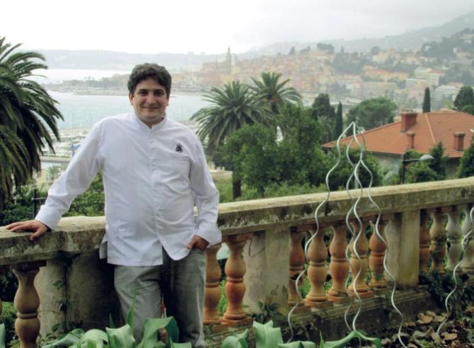 mauro colagreco migliore chef francia mirazur
