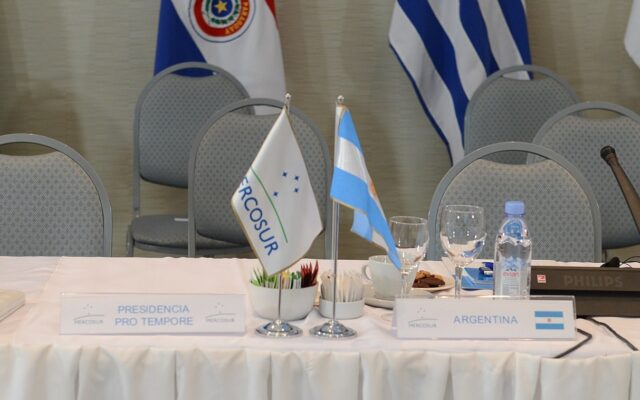 mercosur presidenza di turno argentina agenda bolivia