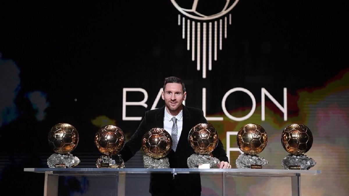 pallone d'oro 2019 lionel messi