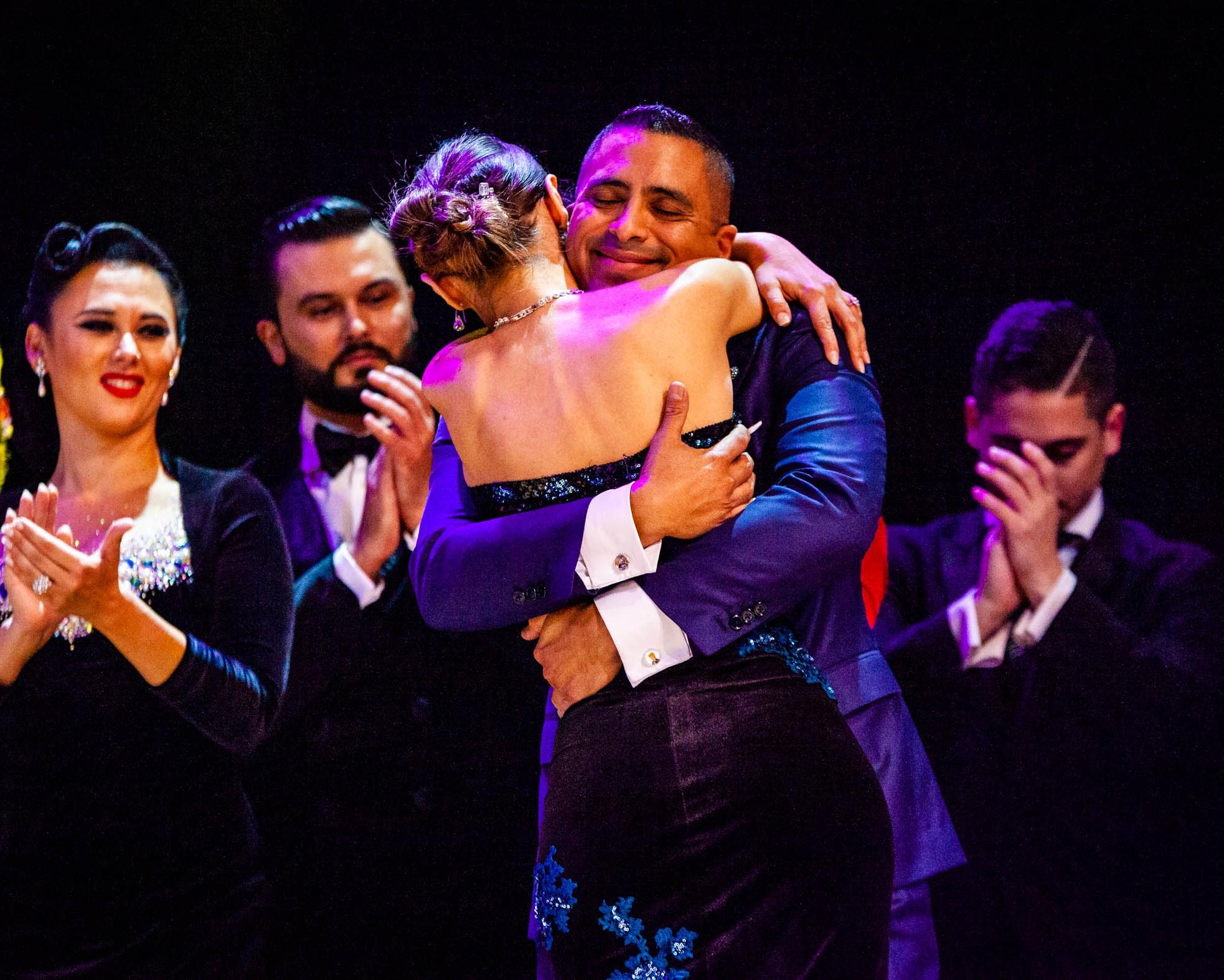 Mondiali di tango 2019 Buenos Aires vincitori pista Agustina Piaggio Maksim Gerasimov