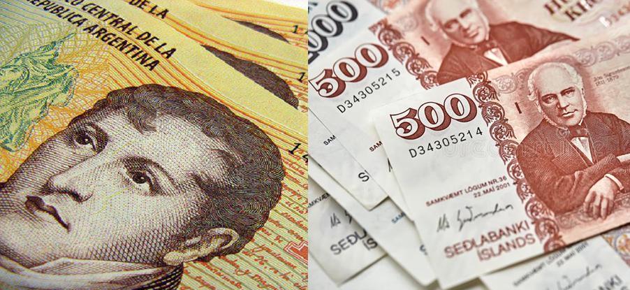 argentina islanda economia