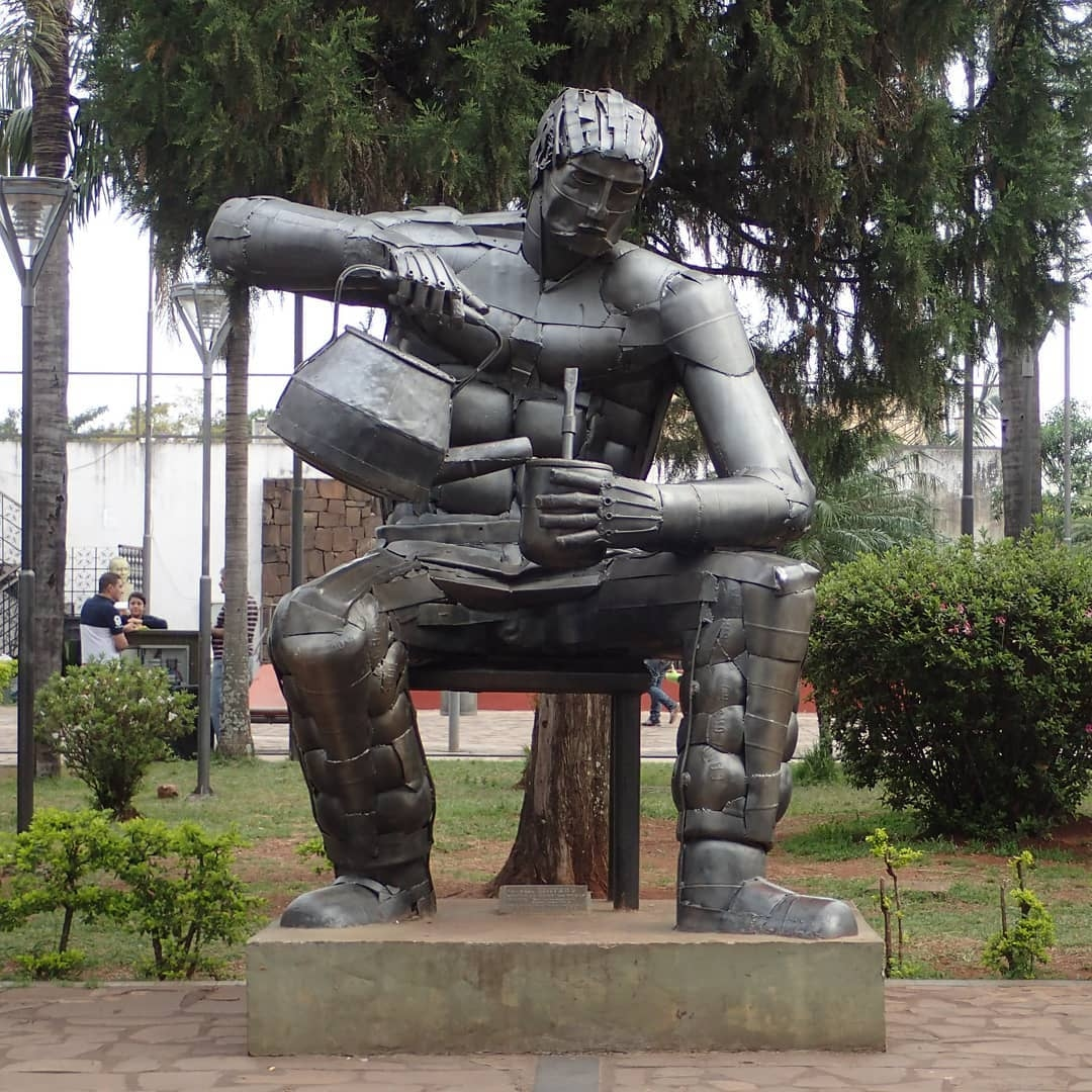 yerba mate monumenti mate argentina brasile cile bolivia uruguay