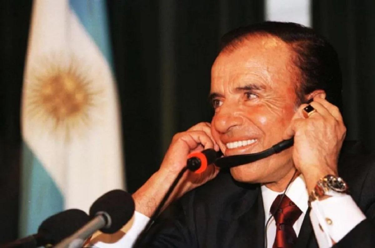 carlos menem morto ex presidente argentina