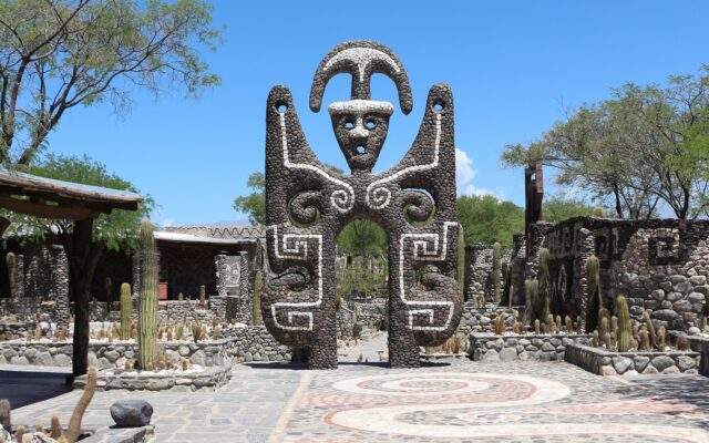museo de la pachamama tucuman argentina precolombiana
