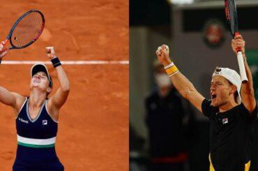 nadia Podoroska diego Schwartzman semifinali Roland Garros 2020