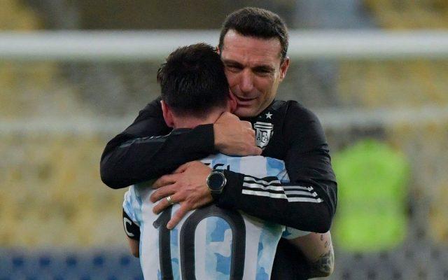 argentina convocati qualificazioni mondiali qatar
