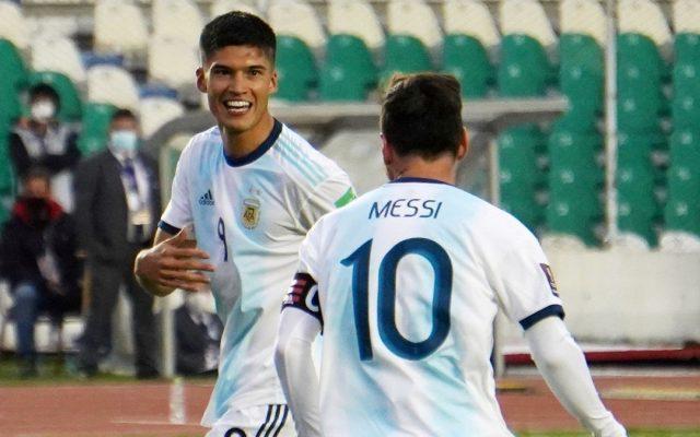 nazionale argentina partite ottobre qualificazioni qatar 2022