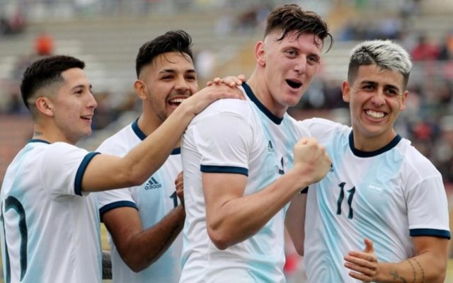 tokyo 2021 convocati nazionale olimpica argentina di calcio