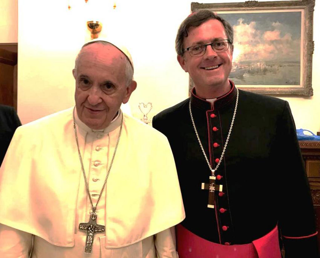papa francesco 500 anni prima messa argentina