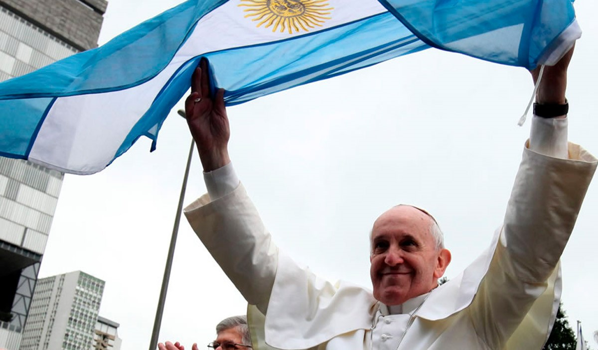 papa francesco in argentina quando 2020