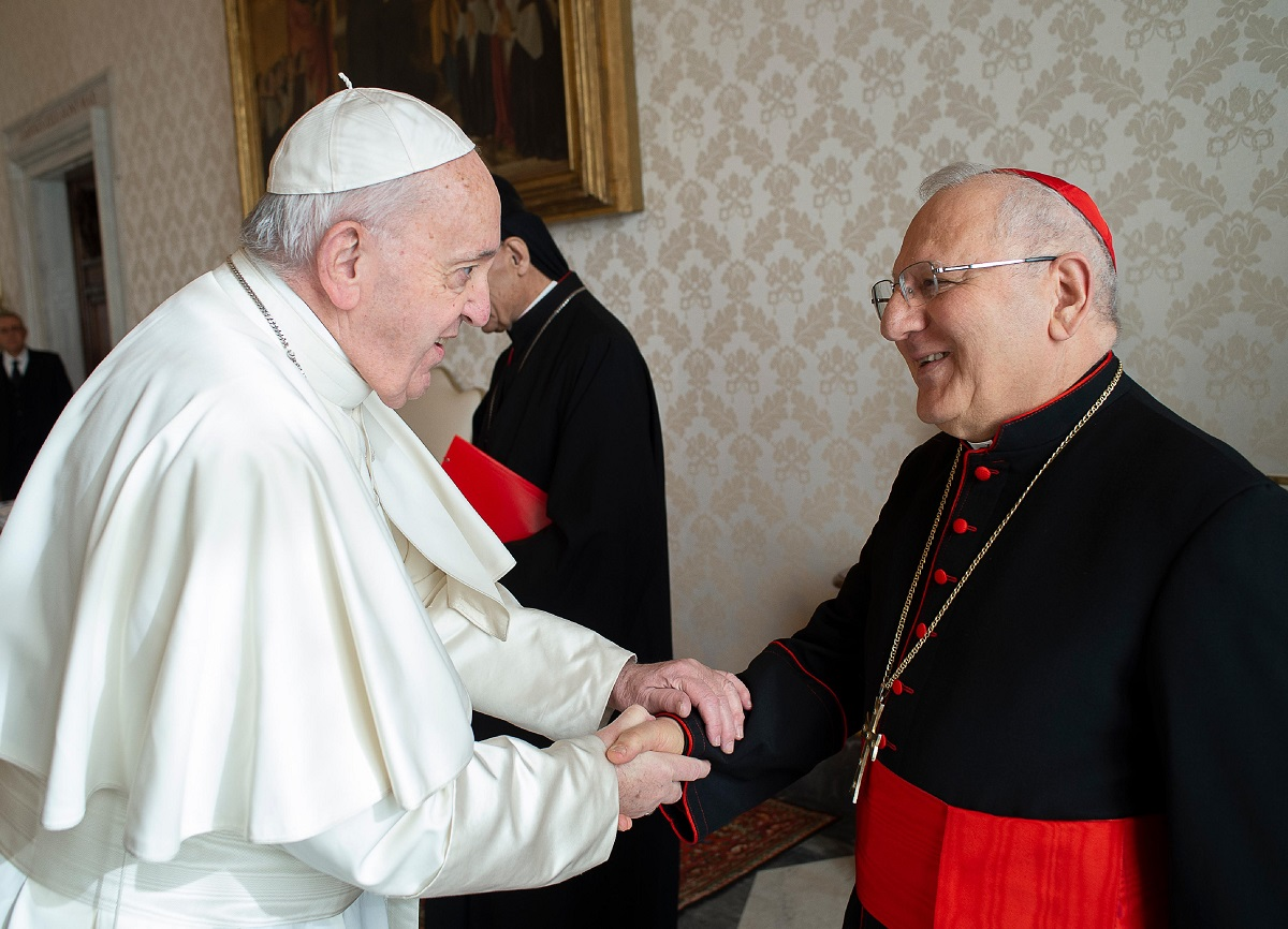papa francesco riprende viaggi iraq marzo 2021