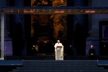 papa francesco pandemia preghiera indulgenza