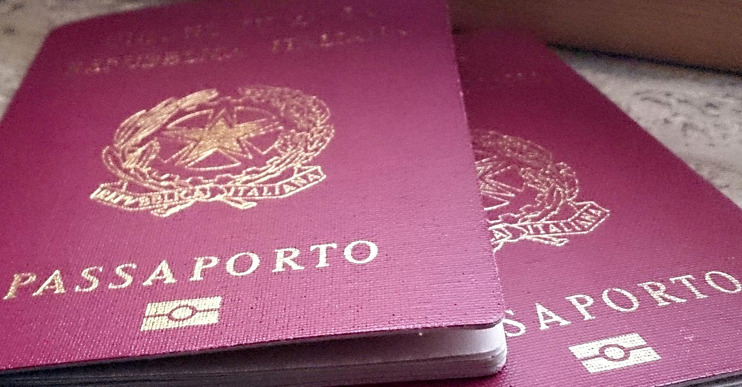 argentina passaporto italiano