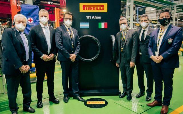 pirelli argentina nuovi impianti merlo pneumatici moto