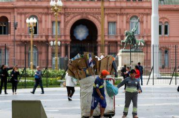 povertà in argentina aumento secondo semestre 2019 dati