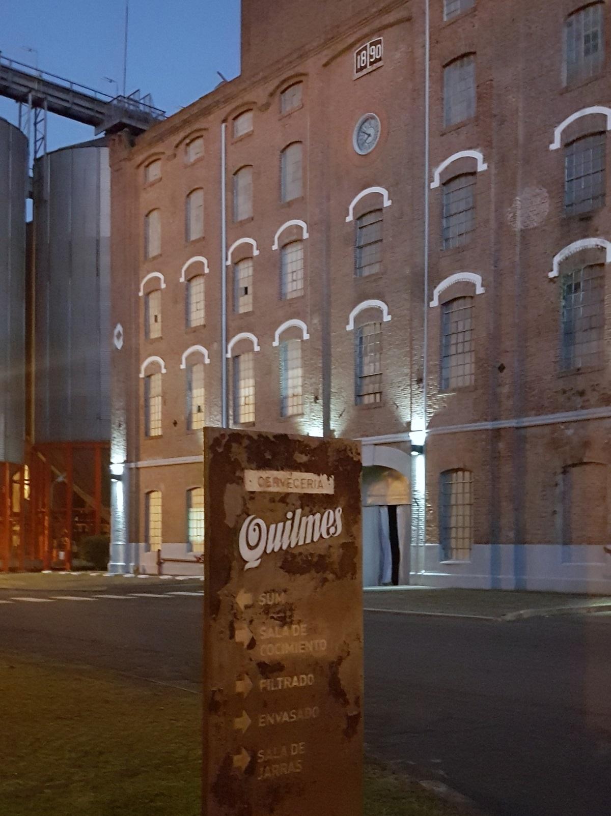 birra argentina quilmes storia azienda qualità