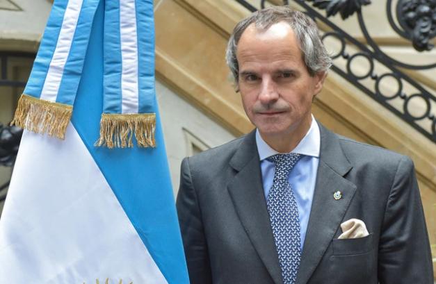 rafael grossi argentino direttore generale aiea
