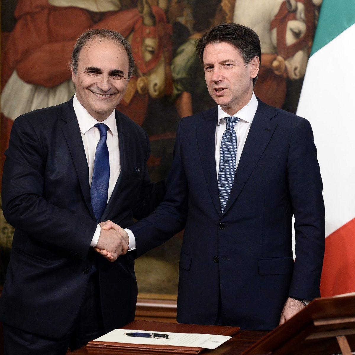 ricardo merlo maie italia23 governo conte costruttori