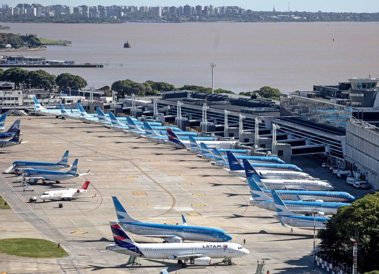 ripresa voli roma-buenos aires alitalia aerolineas argentinas dicembre