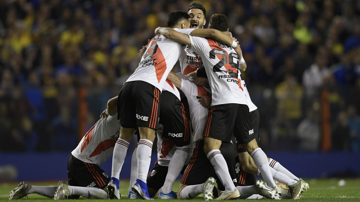 finale copa libertadores river plate flamengo stadio lima