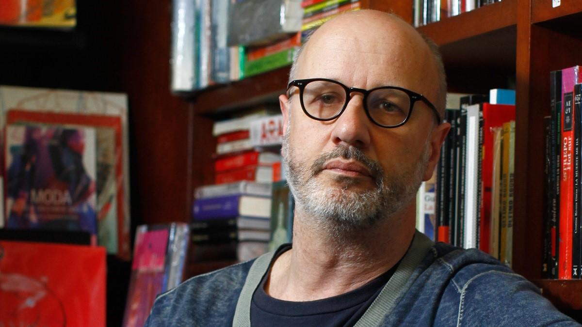 Rodrigo Fresán La parte inventata