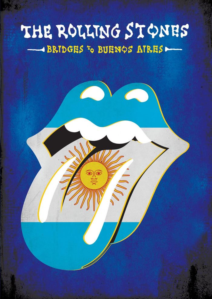 Bridges to Buenos Aires Rolling Stones 1998 cd dvd vinile