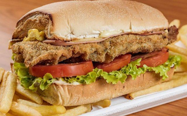 sanguche de milanesa sandwich argentina ricetta ingredienti