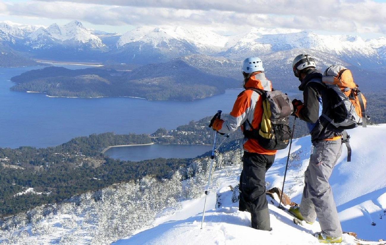sciare in argentina