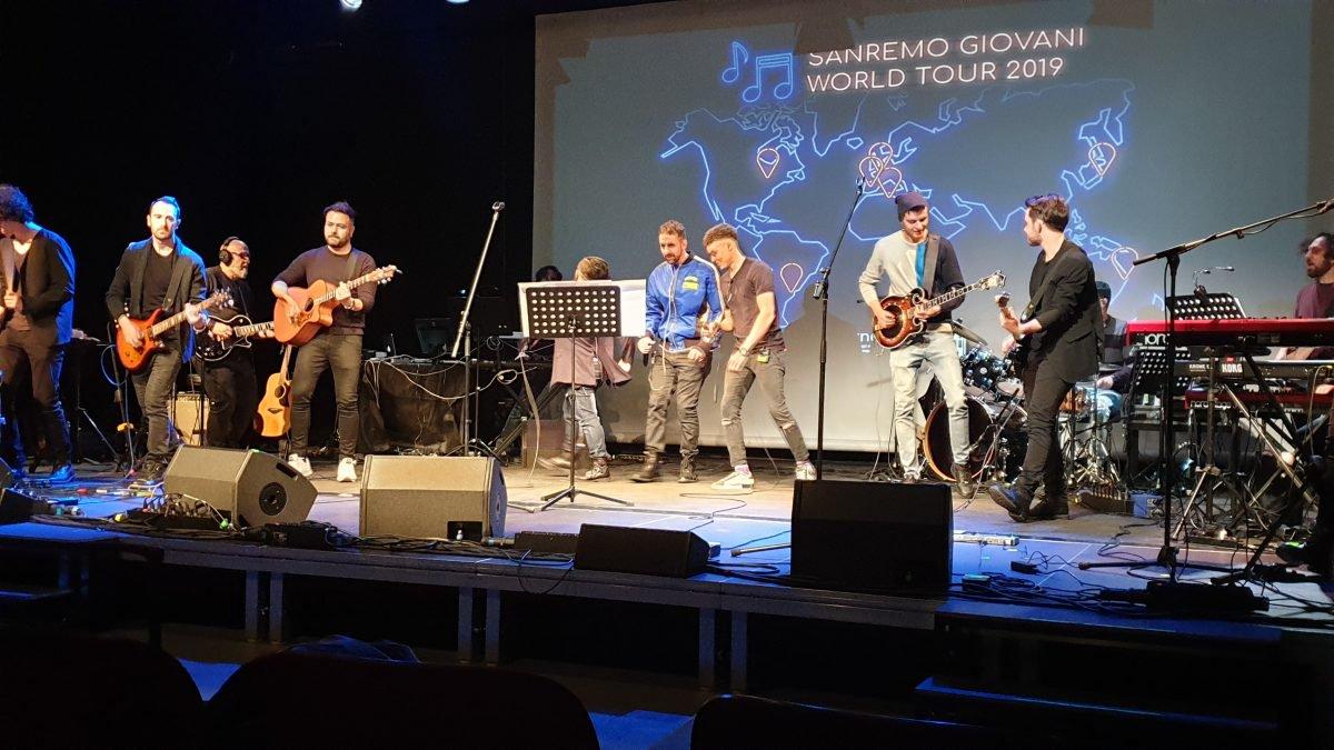 Sanremo Giovani World Tour buenos aires