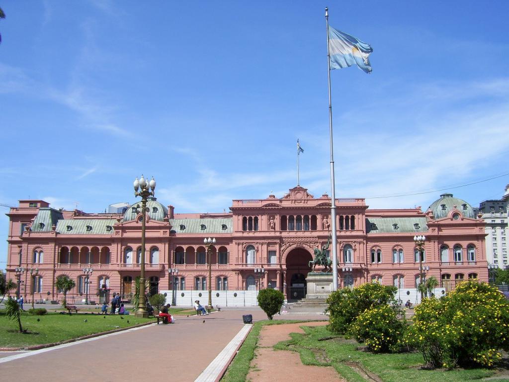 debito argentina spread rischio paese