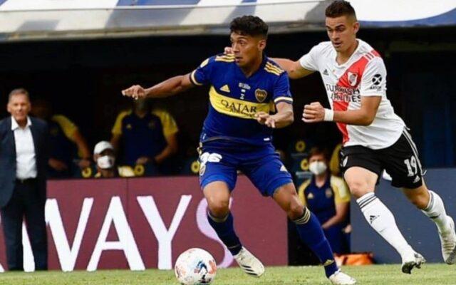 superclasico boca juniors river plate ottavi copa argentina 2021