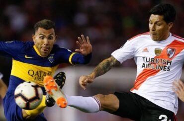 superclásico boca juniors river plate quarti finale copa de la liga