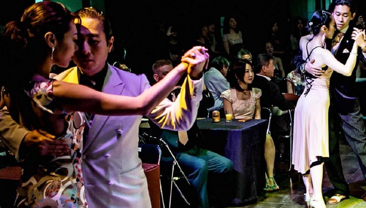 giappone passione tango argentino Tsunayoshi Megata