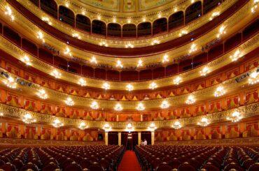 teatro colón riapertura eventi astor piazzolla 100 anni