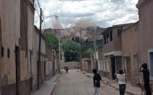 terremoto argentina nord 29 novembre 2020 humahuaca jujuy salta