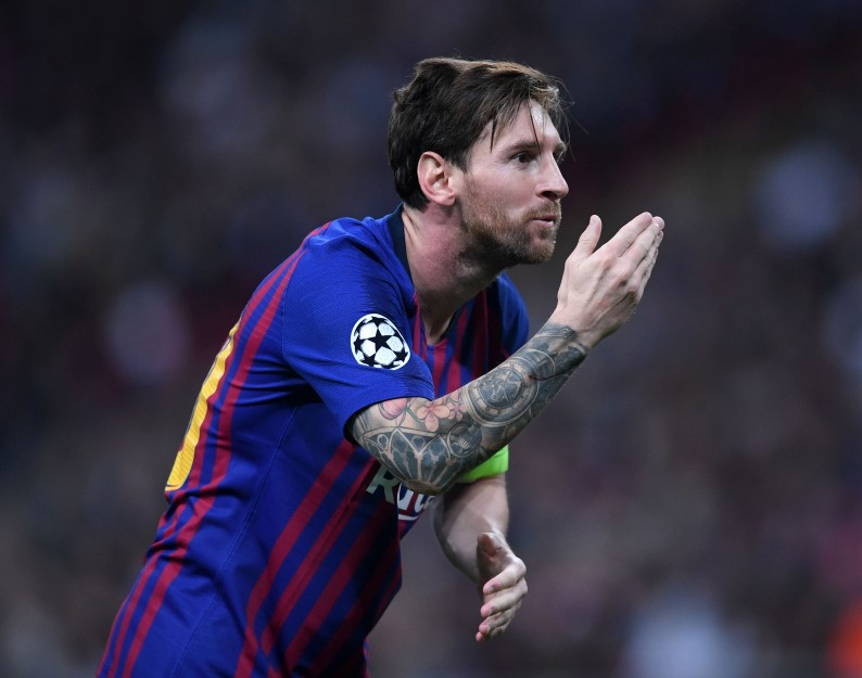 the best fifa 2019 candidati messi