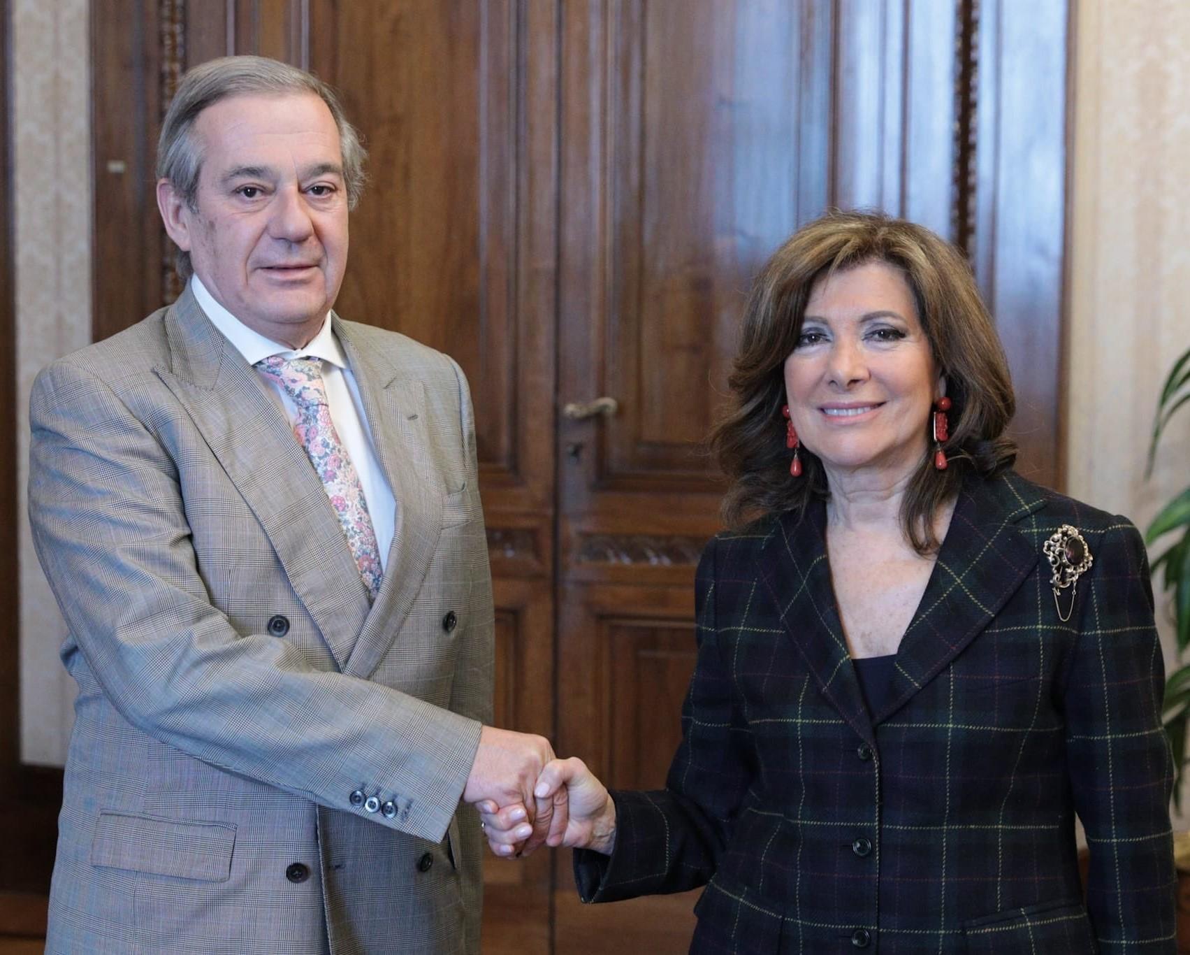 tomas ferrari cessa incarico ambasciata argentina