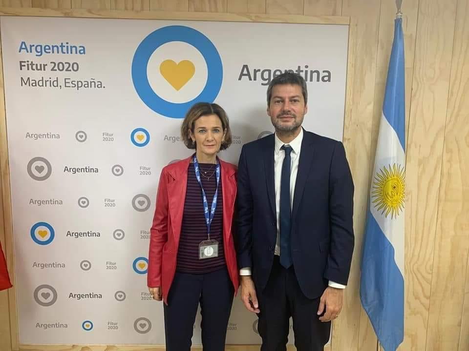 turismo italia argentina fitur 2020