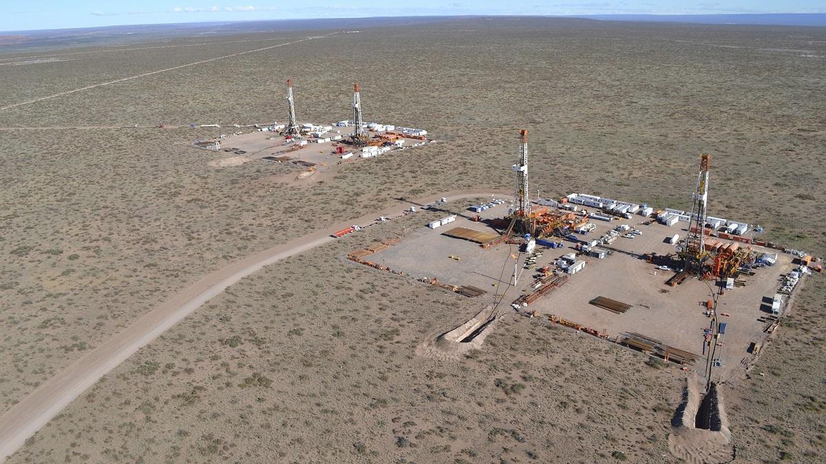 vaca muerta argentina aumenta produzione petrolio gas