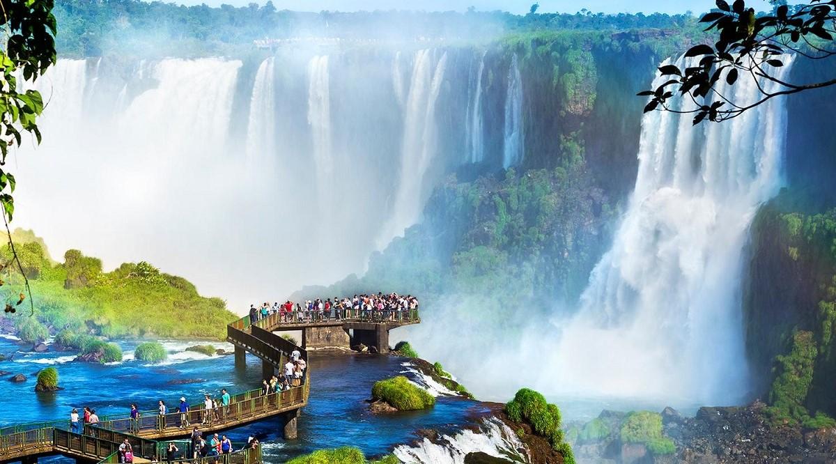 vacanze con bambini stati uniti brasile