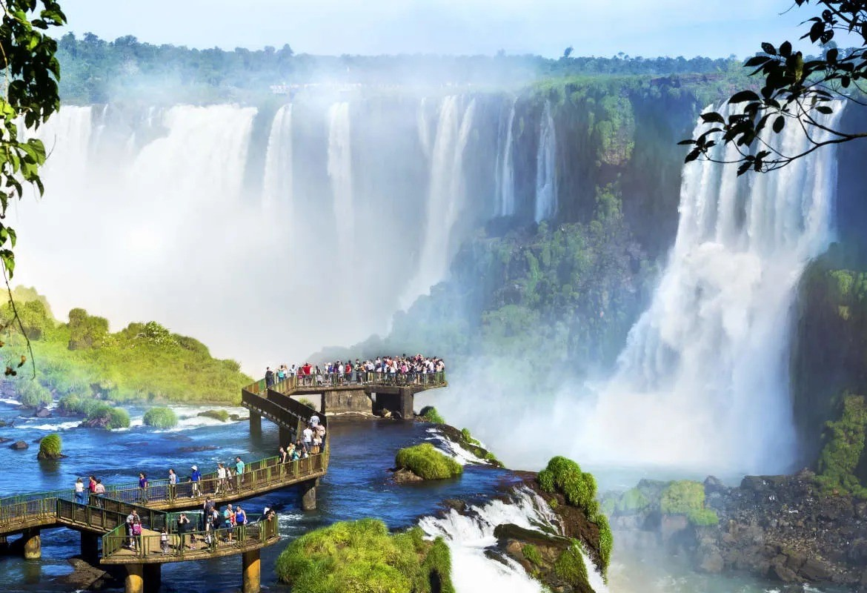viaggi argentina cascate iguazú
