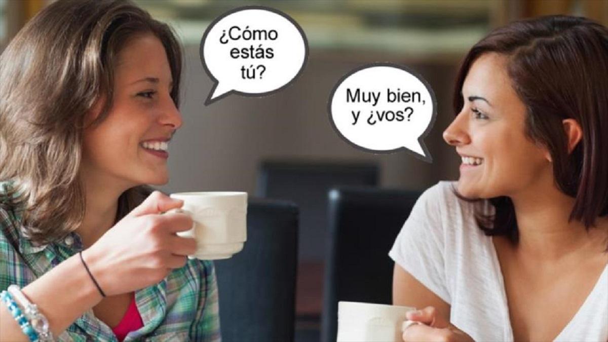 spagnolo argentina uso del vos