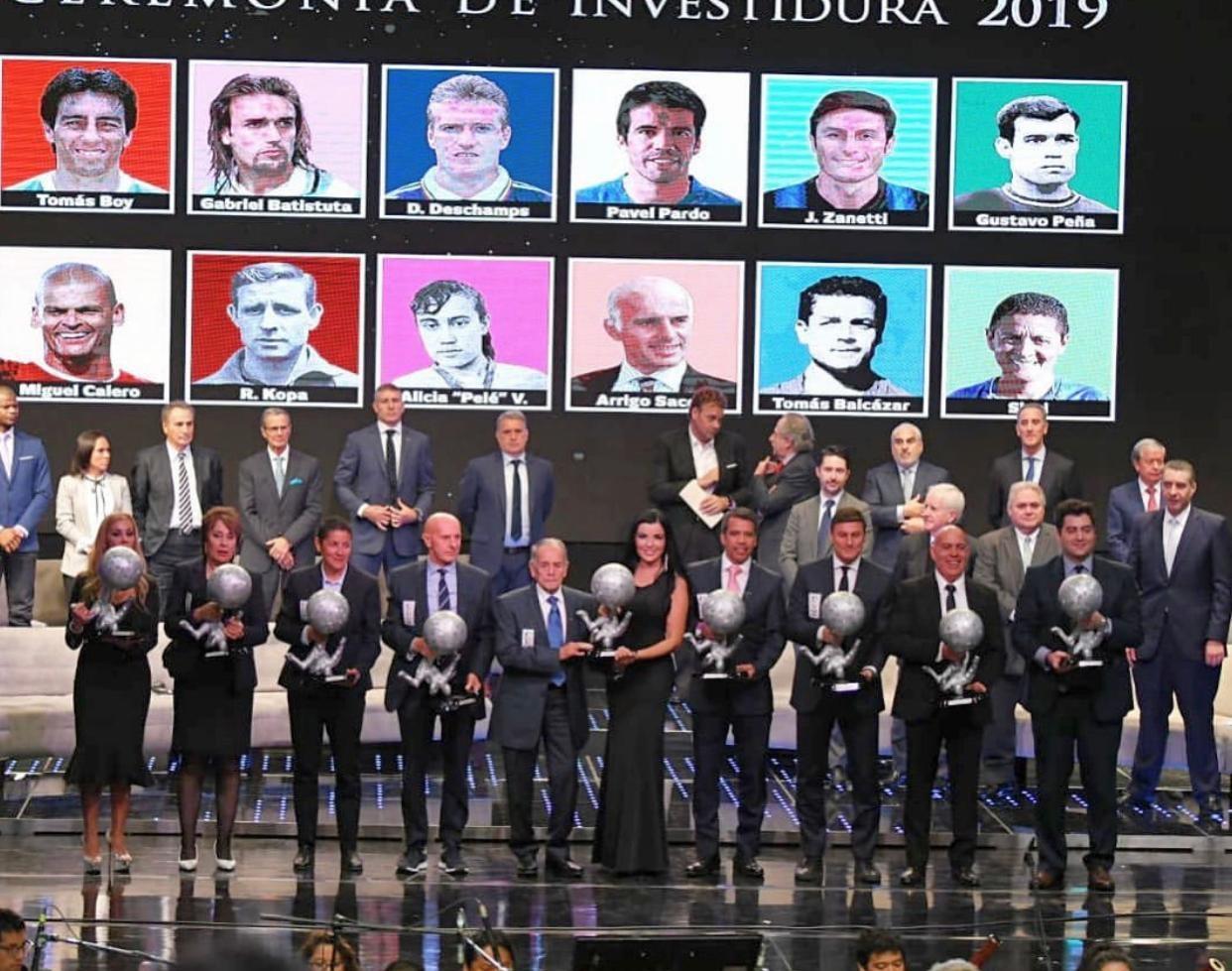 zanetti batistuta hall of fame calcio pachuca